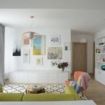 2-living colorat open space apartament 3 camere Bucuresti