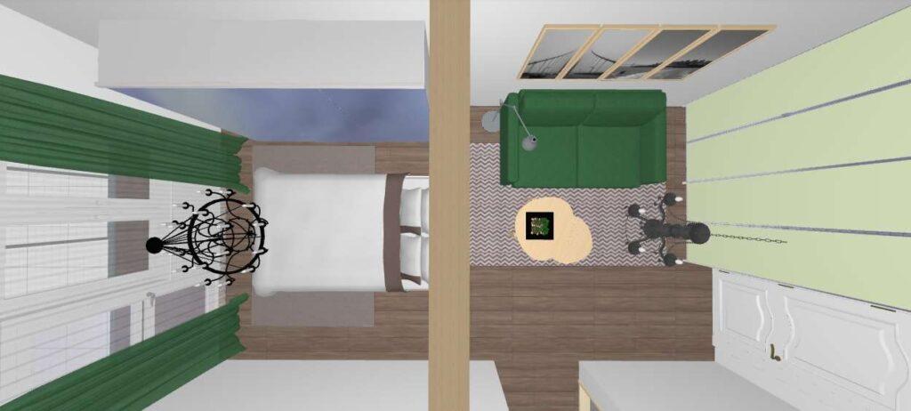 2-living-dormitor-camera-garsoniera