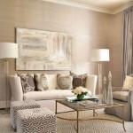 2-living mic cu mobilier si finisaje in culori deschise