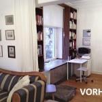 2-living open space inainte de amenajare si decorare
