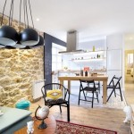 2-living si bucatarie open space apartament Spania