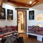 2-loc relaxare casuta tehnica cob inspiratie africana Eophoria ArtLand Cipru