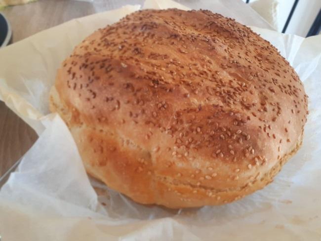 paine de casa coaja crocanta susan
