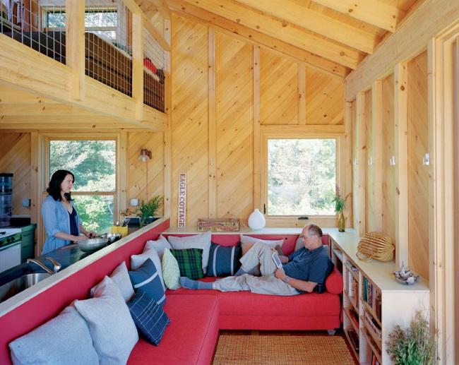 2-parter casa mica ecologica