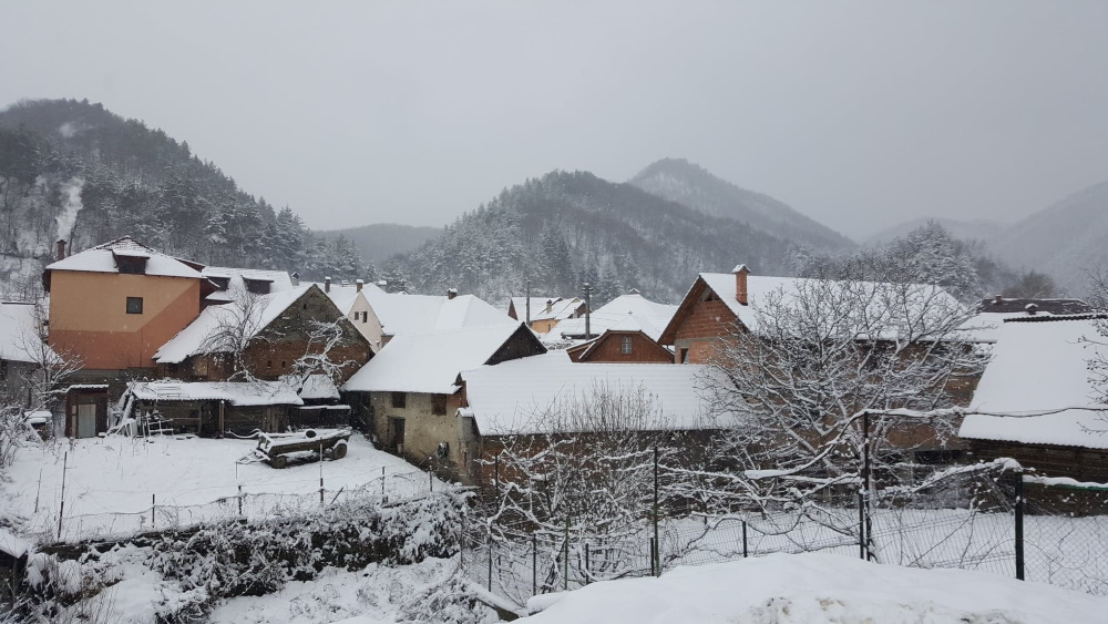 2 peisaj iarna Talmacel