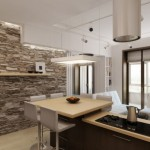 2-piatra naturala in decorul unui living open space modern
