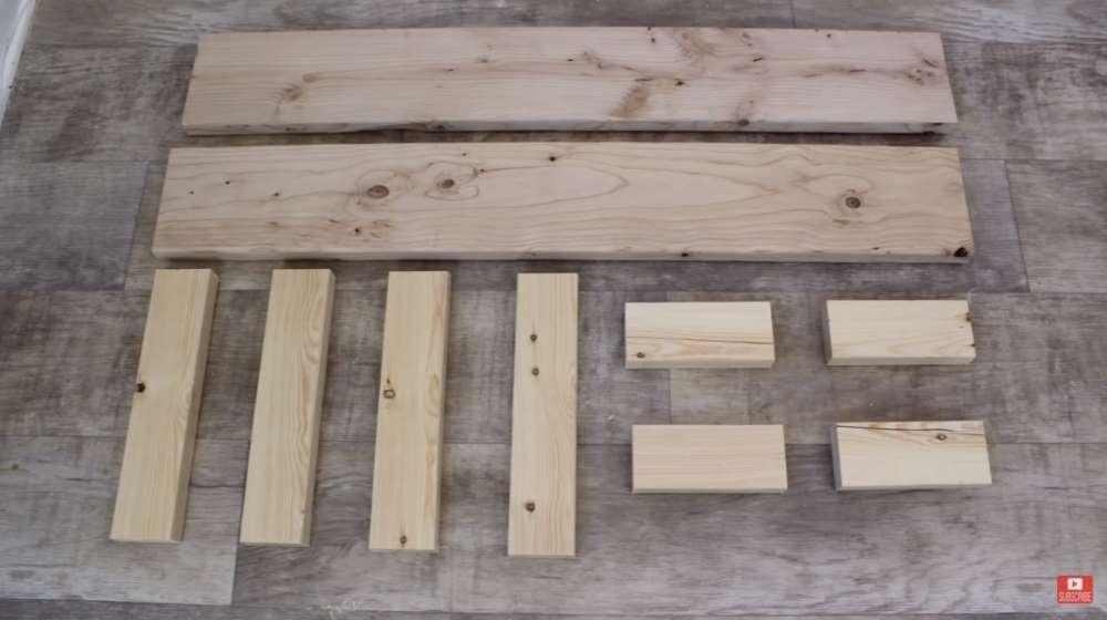2-piese-necesare-constructie-banca-lemn-DIY