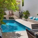 2-piscina ingropata dreptunghiulara pentru curte mica
