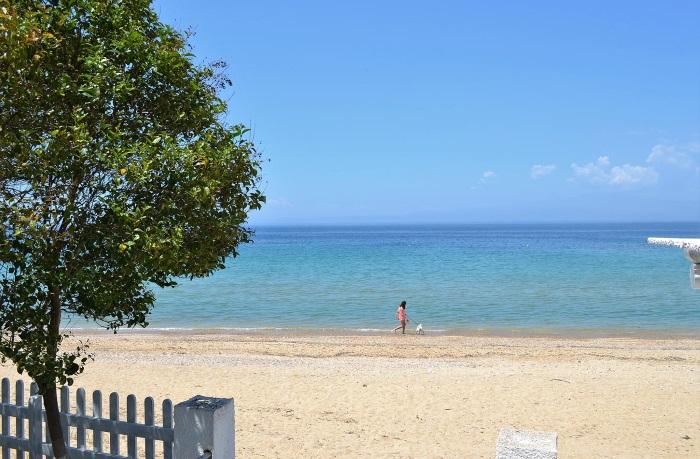 plaja Byblos Mare vila insula Thassos