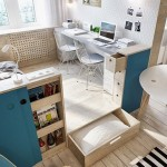 2-platforma inaltata birou si dormitor open space apartament mic 2 camere