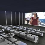 2-sala cinema cu ecran Imax de 45 de locuri cea mai scumpa casa din lume