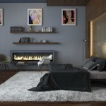 2-semineu bioetanol decor dormitor modern minimalist masculin