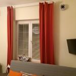 2-sistem ventilatie cu recuperare caldura Prana 150 montat in apartament