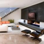 2-spoturi decorative iluminate living modern tavan jos
