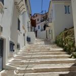2-straduta in trepte oras Koroni Grecia