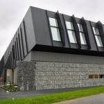 2-vedere spate prototip casa ecologica independenta energetic din Norvegia
