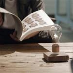 2-veioza care leviteaza cu design modern minimalist Flyte