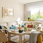 2-zona de conversatie living apartament elegant si luminos 70 mp