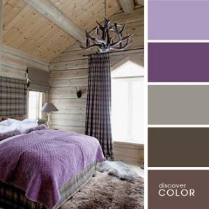 20-decor dormitor paleta cromatica gri lila si tonuri de maro