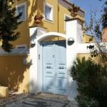20-intrarea in curtea unei case din Spetses
