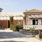 20-intrarea principala in casa de vacanta in stil mediteranean insula Meganissi