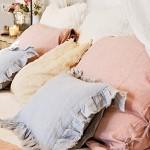 20-pernute decorative in huse din in in nuante pastel dormitor stil Provence