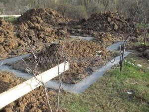 beton in fundatie