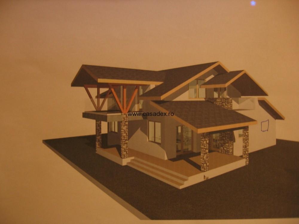 schita proiect casa