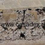segregare beton