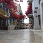 23-pavaj din piatra in centrul istoric al lui Nafplio Grecia