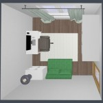 23-propunere amenajare dormitor 2 apartament Aida