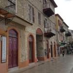 26-magazin de suveniruri in casa din piatra in centrul vechi din Nafplio