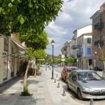 27-o strada in apropierea centrului vechi din Nafplio