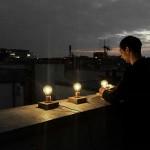 3-Flyte bec LED care leviteaza si lumineaza fara a fi conectat la curent