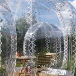 3-Gradina Invizibila un foisor cu design futurist