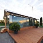 3-ModulOne PassivDom casa modulara prefabricata scoasa la imprimanta 3D