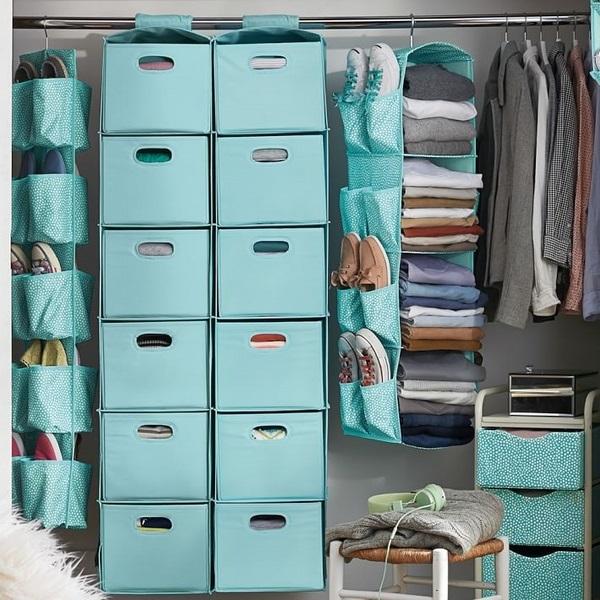 3-accesorii textile pentru organizarea dulapului de haine