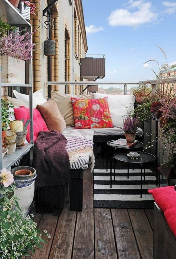 3-amenajare balcon stil nordic