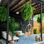 3-amenajare si decorare a terasei sau a foisorului din curtea casei