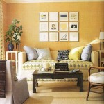 3-asortare asimetrica a pernutelor pe canapeaua din living