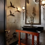 3-baie moderna amenajata in stil minimalist asiatic