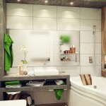3-baie moderna frumoasa consola pentru lavoar din beton