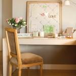 3-birou amenajat interior living modern accente clasice
