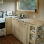 3-bucatarie chicineta casa din lemn netratat chimic