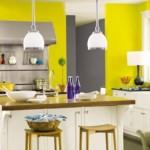 3-bucatarie culoare galbena conform regulilor feng shui