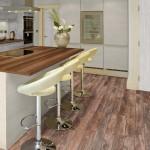 3-bucatarie eleganta si moderna cu pardoseala placata cu parchet