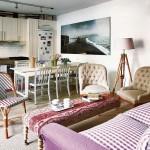 3-bucatarie living si loc de luat masa parter casa mica tip duplex