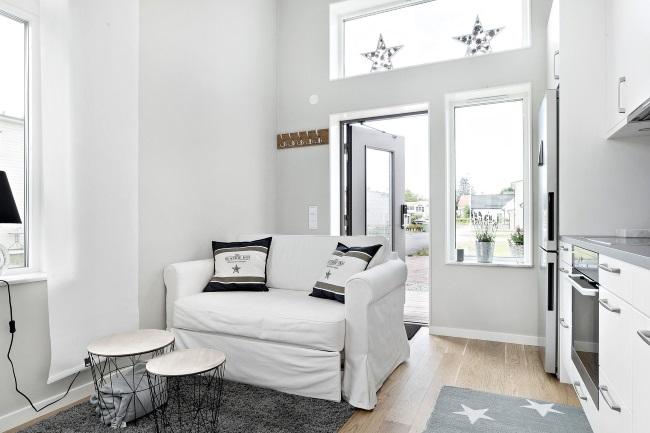 3-canapea extensibila compacta interior casa mica 19 mp
