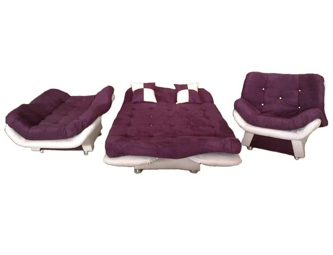 3-canapea si fotolii extensibile model Lele magazin Dedeman