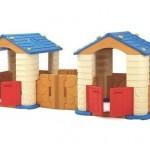 5 casute de joaca pentru copii. Imagini si preturi